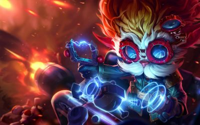 Habilidades cognitivas en League of Legends